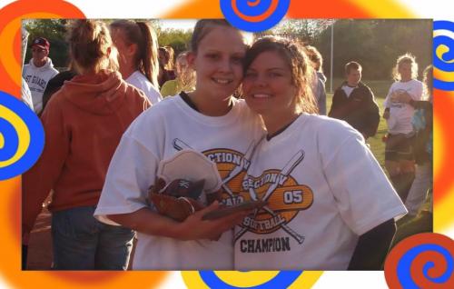 Brooke and Jenna sec V champs